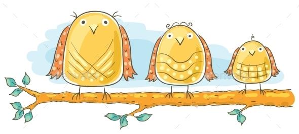 Birds Family