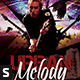 Urban Melody Flyer - GraphicRiver Item for Sale