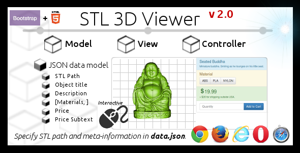 3D Viewer Plugins, Code & Scripts from CodeCanyon