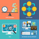 Business Concept Icons - GraphicRiver Item for Sale