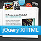 Sliding Content jQuery XHTML Portfolio (5pg) - ThemeForest Item for Sale