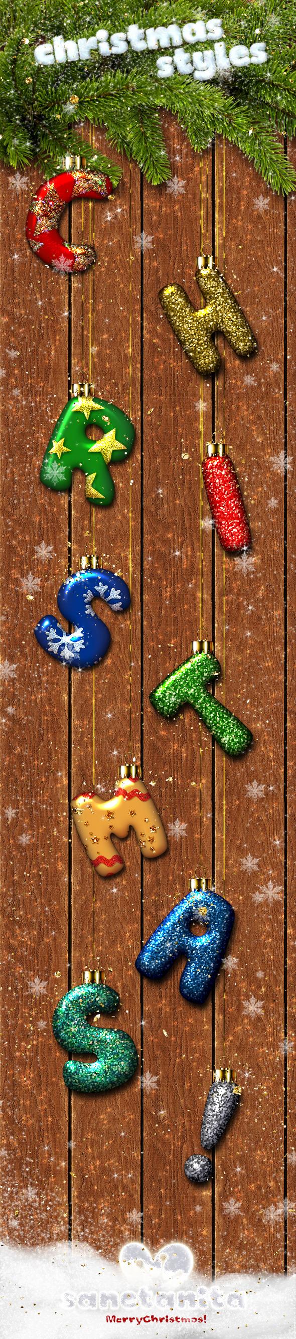 Christmas Ball Styles