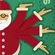 Santa Claus Greeting - GraphicRiver Item for Sale