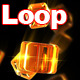 Glass Cube Loop - VideoHive Item for Sale