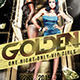 Golden Girls Party - GraphicRiver Item for Sale