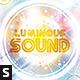 Luminous Sound Flyer - GraphicRiver Item for Sale