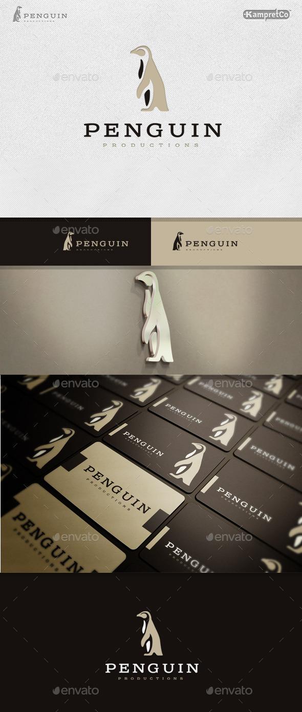 Penguin Team Logo