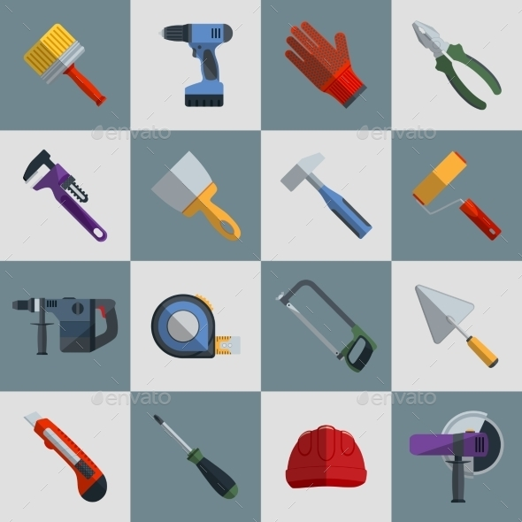 Repair Construction Tools