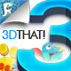 3D That! – Get into three dimensions - GraphicRiver Item for Sale