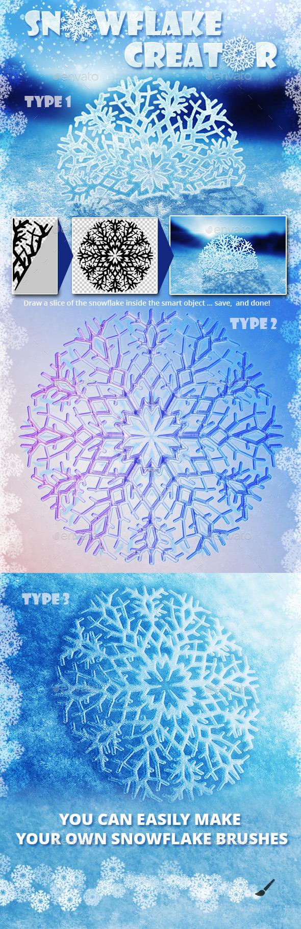 Snowflake Creator