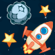 Asteroids Game Pack - GraphicRiver Item for Sale