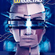 Dj Electro Party Flyer - GraphicRiver Item for Sale