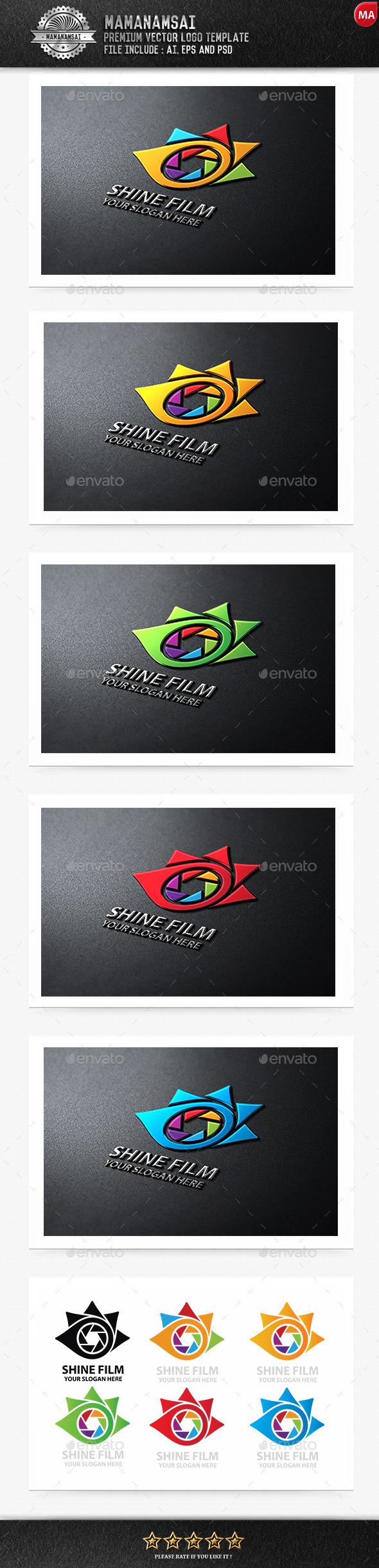 Shine Film Logo