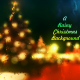A Rainy Christmas Background - VideoHive Item for Sale