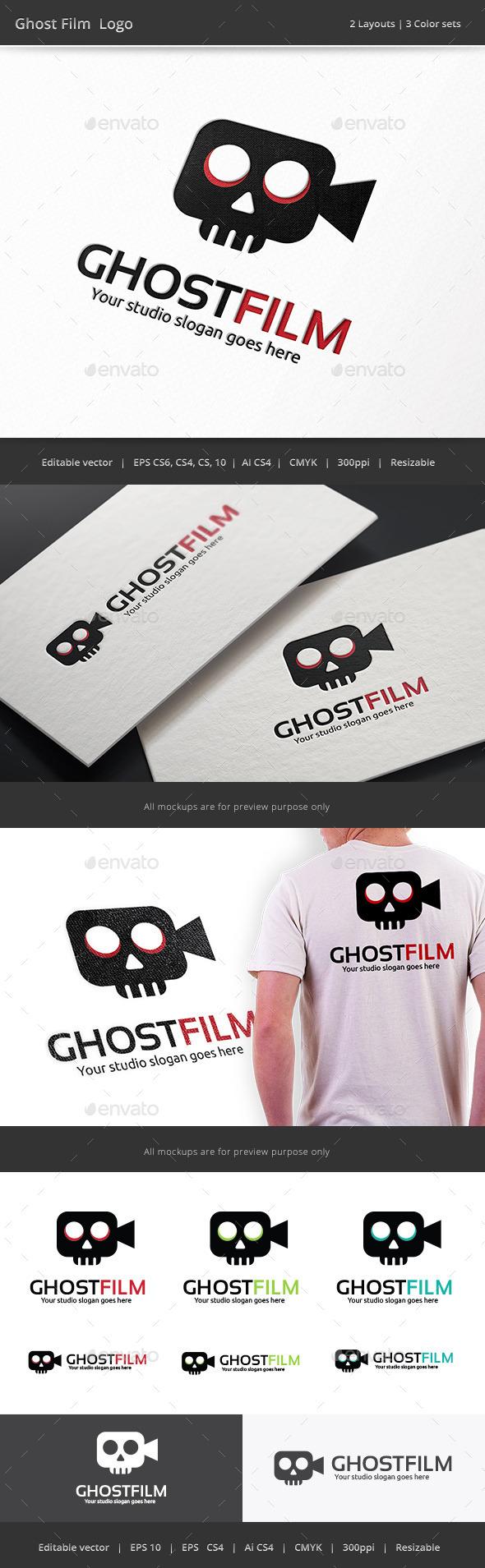 Ghost Film Logo
