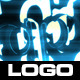 Entering Cyber Space Logo - AudioJungle Item for Sale