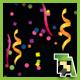Confetti Brushes - GraphicRiver Item for Sale
