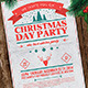 Christmas Party Poster/Flyer Vol.1 - GraphicRiver Item for Sale