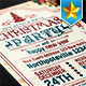 Christmas Party Flyer & Invitation - GraphicRiver Item for Sale
