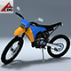 mountain bike - 3DOcean Item for Sale