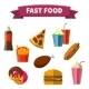 Fast Food Icon - GraphicRiver Item for Sale