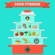 Meal Concept - GraphicRiver Item for Sale