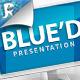 Blue'd Presentation - Blue you away - GraphicRiver Item for Sale