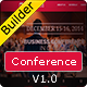 Conference - Responsive Email Template + Builder - ThemeForest Item for Sale