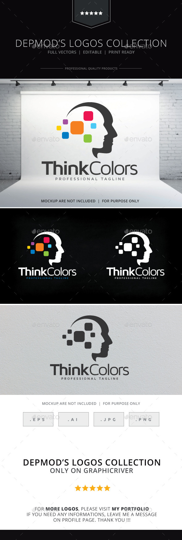 Think Colors Logo