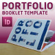 Portfolio Booklet A4 and A5 Format (12 Pages) - GraphicRiver Item for Sale