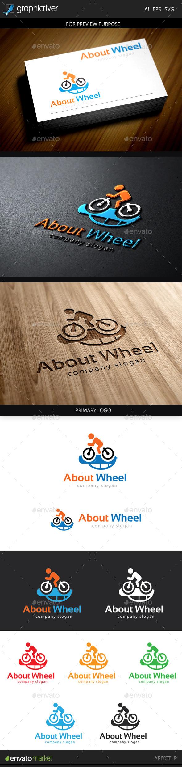 About Wheel Logo