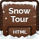 Snow Tour - Responsive Winter Travel HTML Template