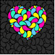Heart Template - GraphicRiver Item for Sale