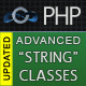 PHP Advanced String Classes - CodeCanyon Item for Sale