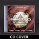 Futuristic Music CD Cover - GraphicRiver Item for Sale
