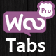 Woocommerce Tabs Pro: Extra Tabs for Product Page - CodeCanyon Item for Sale