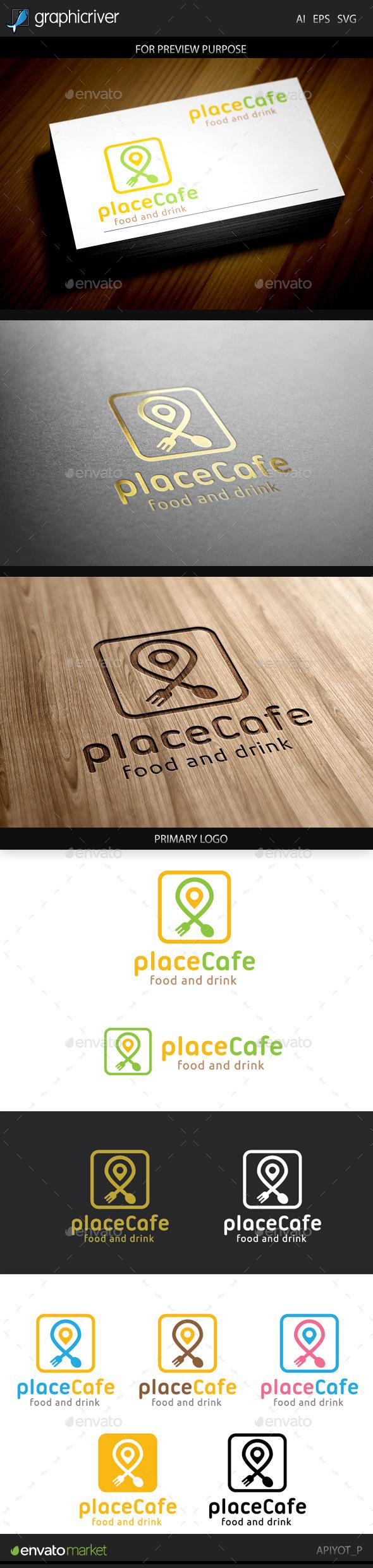 Place Cafe Logo