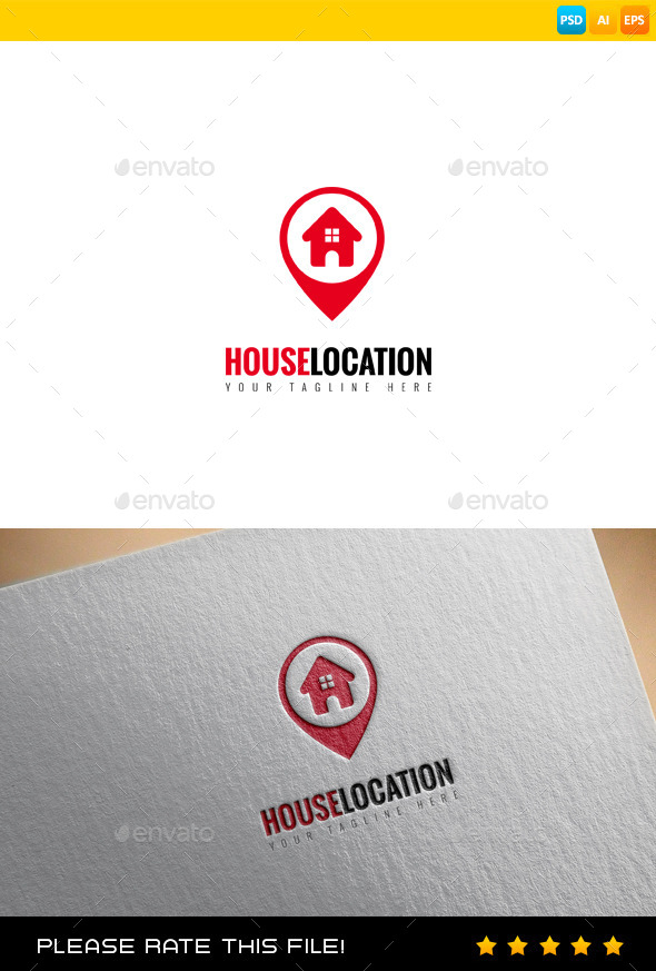 House Location Logo