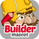 Builder Mascot - GraphicRiver Item for Sale