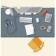Concept of Modern Business Workspace - GraphicRiver Item for Sale