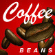 Coffee Bean for Particle Systems 3Ds max - 3DOcean Item for Sale