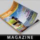 Trip Travel - Magazine Template - GraphicRiver Item for Sale