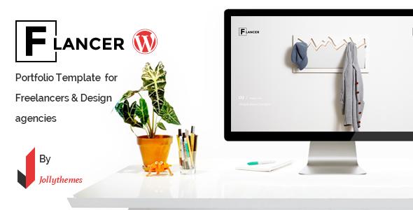 Flancer - WP theme for Freelancers & Agencies