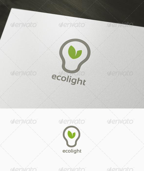 Eco Light Logo