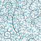 Intricate Seamless Pattern with Leaves - GraphicRiver Item for Sale