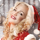 Christmas PinUp Flyer - GraphicRiver Item for Sale