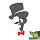 Logo Gentelman Template - GraphicRiver Item for Sale