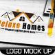 8 PSD Logo Mock Up Set Volume 01 - GraphicRiver Item for Sale