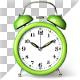 Classic Green Alarm Clock - VideoHive Item for Sale