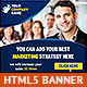 Corporate HTML5 Animated Banner 2 - CodeCanyon Item for Sale